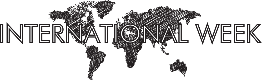 International Week Logo