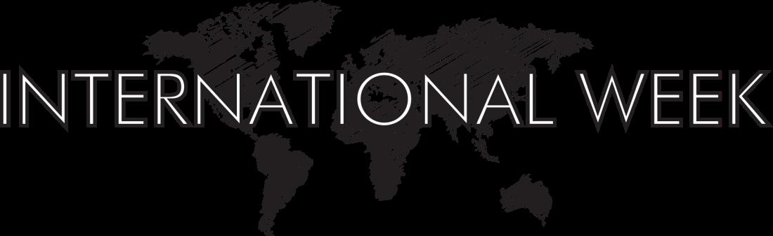 International Week Logo